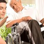 Service à domicile pour handicapés