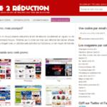 Code 2 Réduction.fr: un annuaire de bonnes affaires