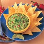 Le guacamole :