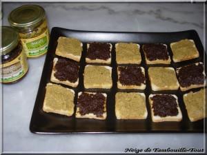 Vue sur : http://tambouille-tout.over-blog.com/article-madeleine-salee-toast-olivade-petricorena-et-clairet-bordeaux-50660495.html